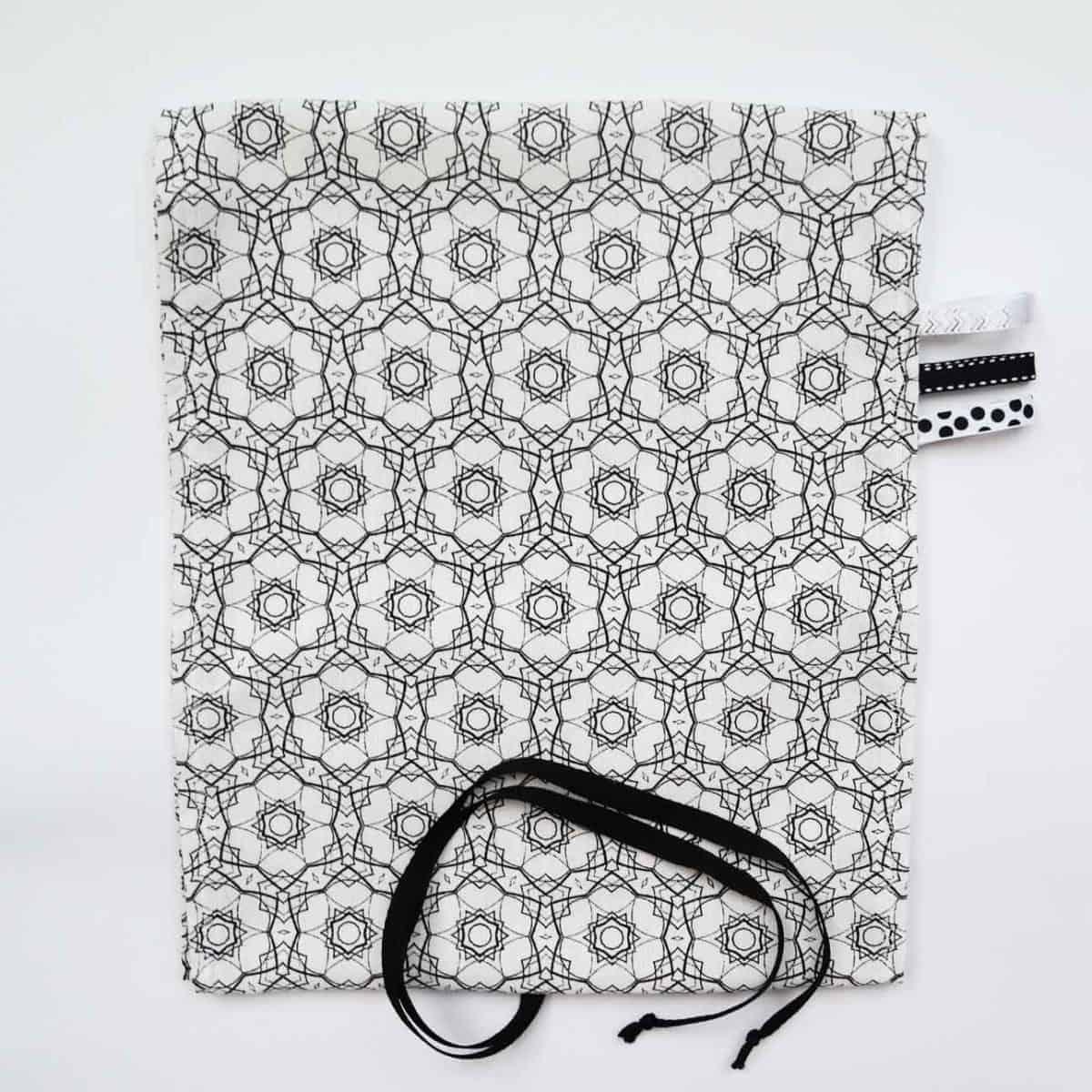 Beschermband omkleedkussen kaleidoscoop