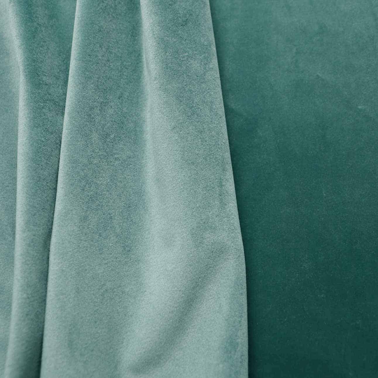Velvet velours stof groen